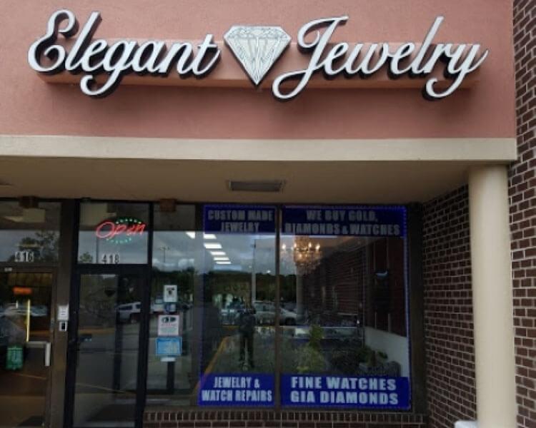 Elegant Jewelry Story